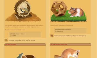HamsterStory - Die nagetier herausforderungen